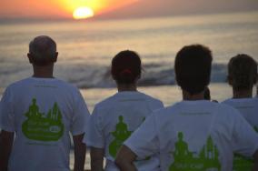 Bali Sungazing