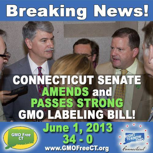 GMO Labeling Bill